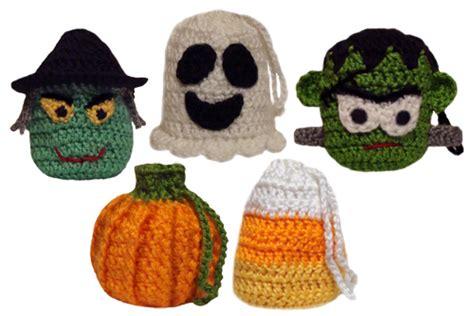 crochet pattern halloween bag crochetoholic s crochet place crochet halloween fun projects
