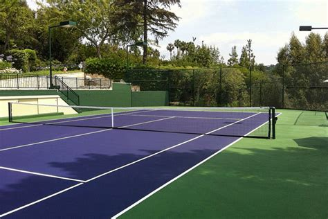 Backyard Tennis Courts by Pacific Tennis Courts Tennis Courts
