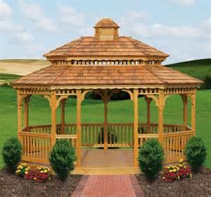 Cape Cod House Plans wood octagon gazebo