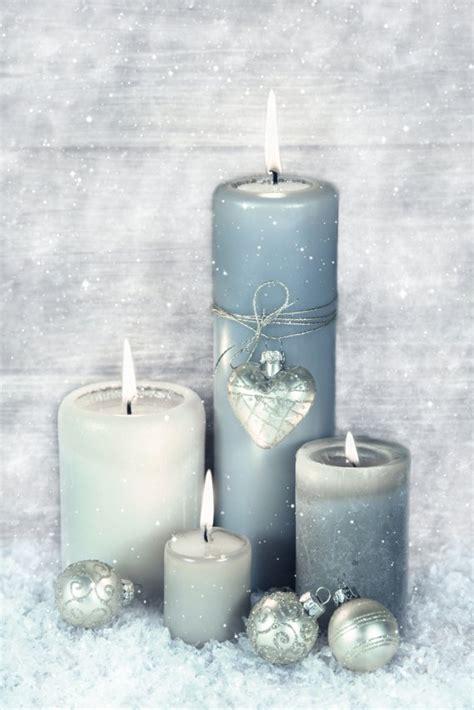 centrotavola natalizi fai da te 5 idee donnad candele con fiocchi di neve donnad