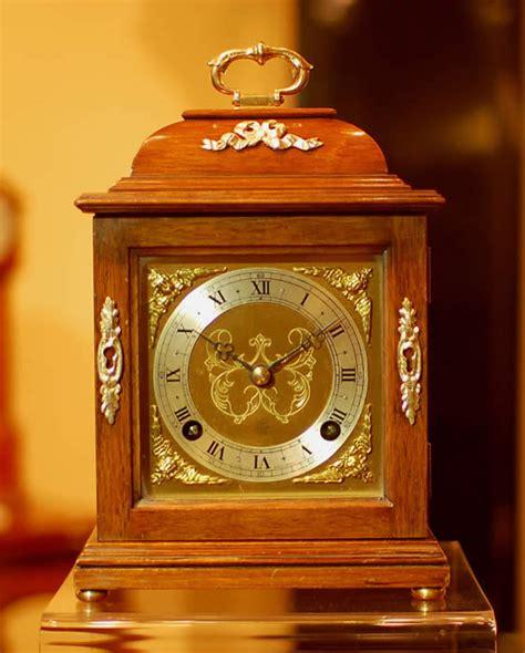 clock made of clocks elliot mantle clock large