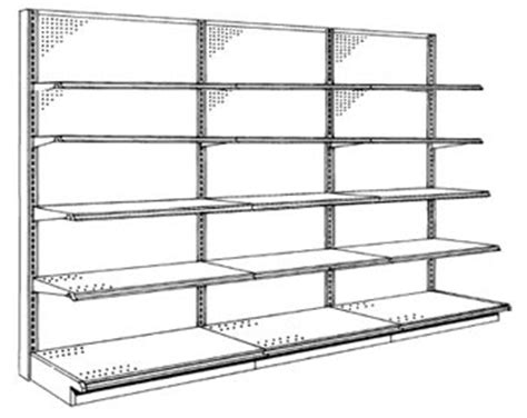 Store Wall Shelving Wall Shelving Store Wall Shelving And Fixtures Used