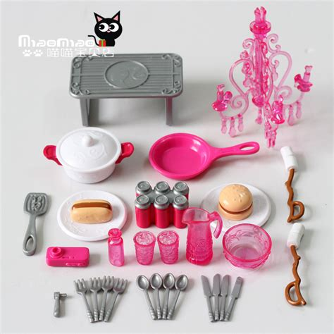 aliexpress kitchen accessories free shipping doll kitchen sets accessories 28items lot