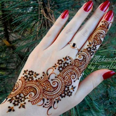 latest wedding bridal mehndi designs collection 2018 2019