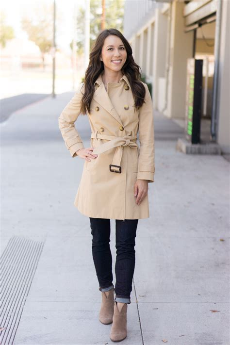 5 Inspired Jackets For Fall by Beige Trench Coat