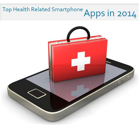 best health news best health related smartphone apps in 2014