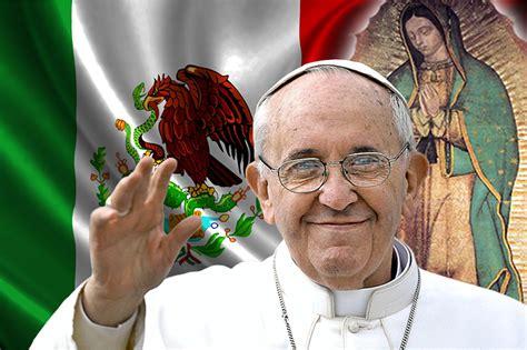 2016 el papa en mexico visita del papa francisco a m 233 xico jet news