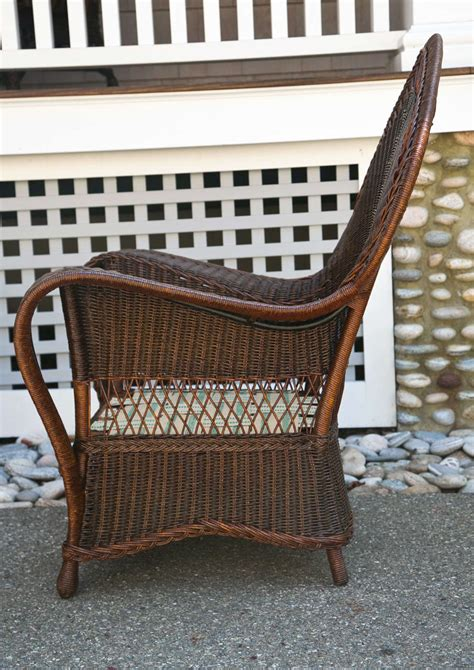 vintage wicker sofa antique wicker chairs and sofa at 1stdibs