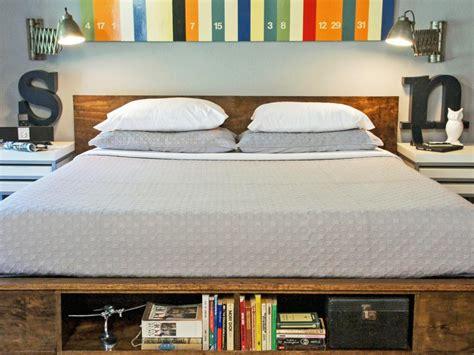 platform beds  fit   style bedroom hgtv
