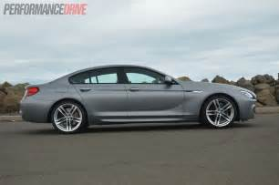 2013 bmw 650i gran coupe side profile