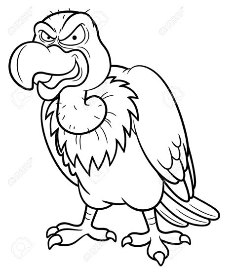 king vulture coloring page vulture coloring pages preschool and kindergarten