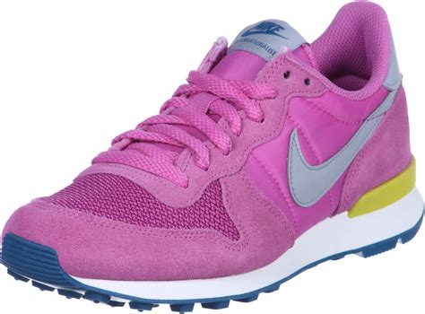 nike internationalist w shoes pink