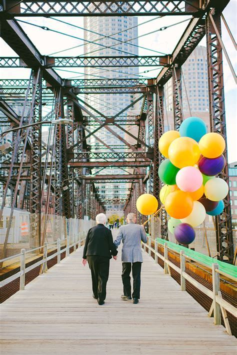 "Couple Celebrates Their 61st Anniversary by Taking ""Up"