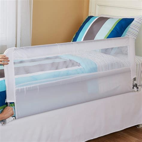 kids bed rail cozy and safety toddler bed with rails mygreenatl bunk beds
