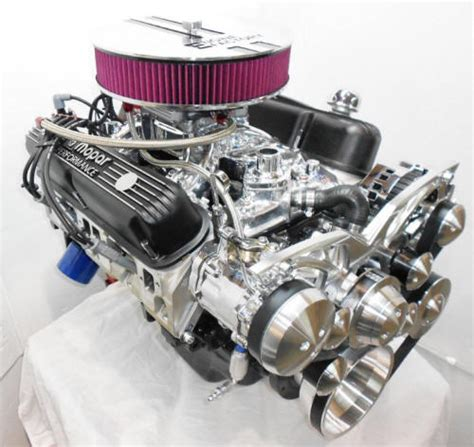 Chrysler 360 Engine by 360 Mopar