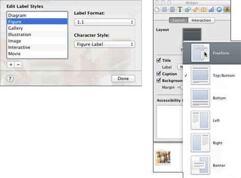 photo layout with captions how to add captions and titles in ibooks author dummies