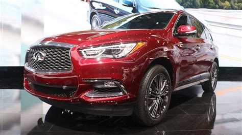 Infiniti Qx60 New Model 2020 by 2020 Infiniti Qx60 Redesign Release Date Review Suv