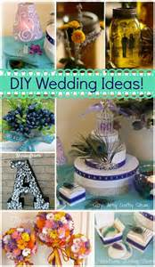 Unique diy wedding ideas to keep you in your budget