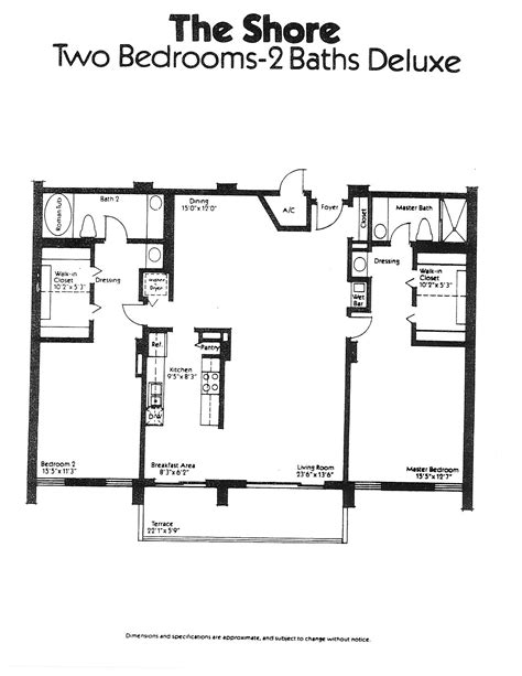 summit floor plans summit condo hollywood miami fl summit condos for sale
