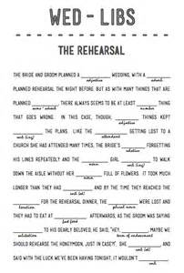 printable wedding mad libs template the rehearsal free printable wedding mad libs popsugar