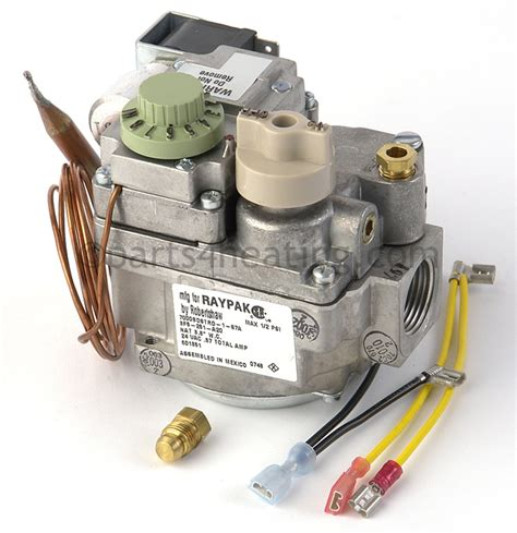 Parts4heating Com Raypak 006504f Gas Valve Kit 3 4