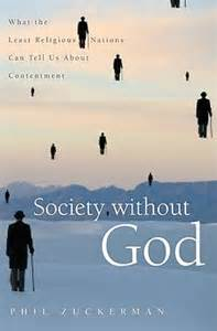 Society without god what the least religious nations can tell us