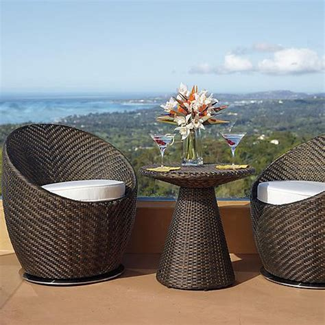 salima outdoor seating set frontgate patio furniture