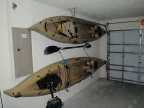 Kayak Garage Rack by Image Detail For How To Build A Kayak Rack Howishow