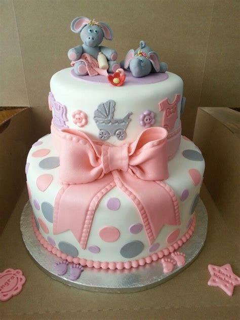 25  bästa Baby shower cake designs idéerna på Pinterest