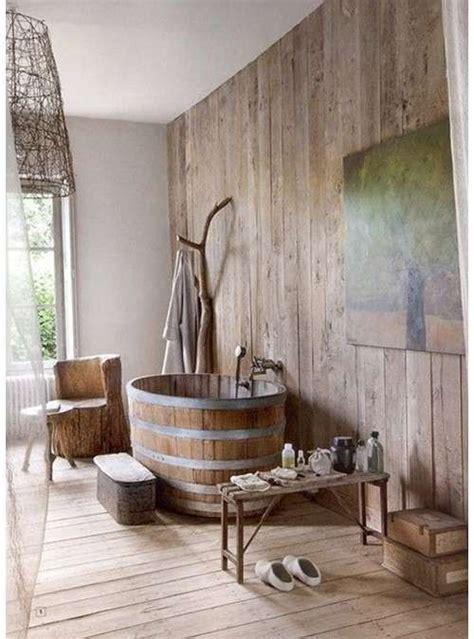 arredi legno arredi bagno legno naturale foto design mag