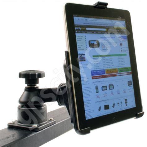 ipad swing arm mount ram mount apple ipad horizontal swing arm mount ram 109hs 4ap8