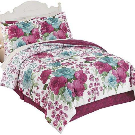 watercolor bedding set watercolor comforter bedding set by collections etc