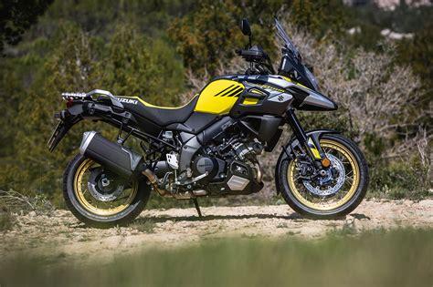 Suzuki Vstrom 1000 Suzuki V Strom 1000 2017 Brake Magazine