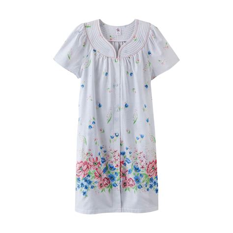 Daster Floral Ds 038 Granada S Duster Floral