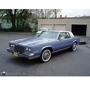 1984 Cadillac Eldorado  Information And Photos MOMENTcar