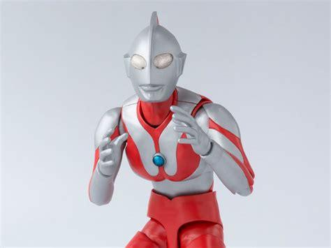 New Ultraman Tokusatsu Japanese Tv Show Anime ultraman s h figuarts ultraman