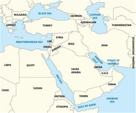 syria middle east map a review of america s war theaters iraq syria