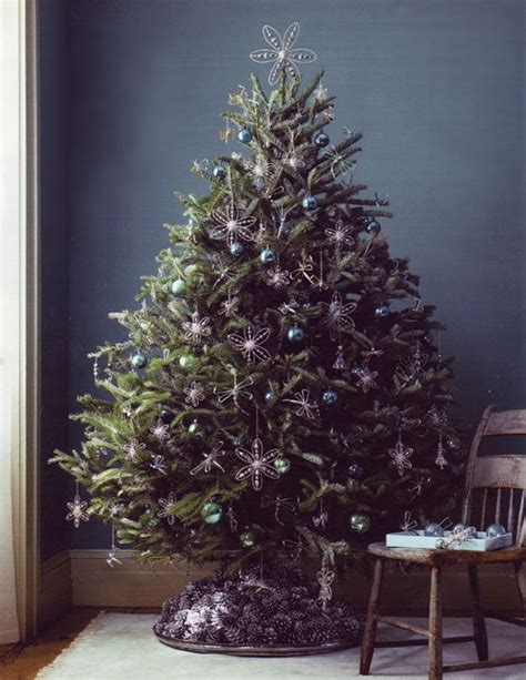 real christmas tree christmas joy pinterest