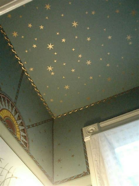 bedroom ceiling stars 25 best ideas about bedroom murals on pinterest wall