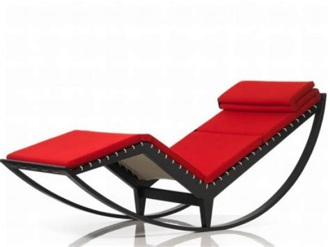 Rocking Lounge Chair Design Ideas Aesthetic Rocking Chair Design Concept Home Interior Design Ideas