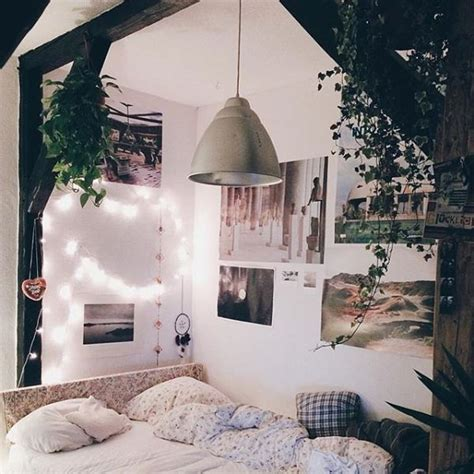 6 ways to create a tranquil bedroom the soothing blog woodsy bed alcove with wooden beams and hanging plants