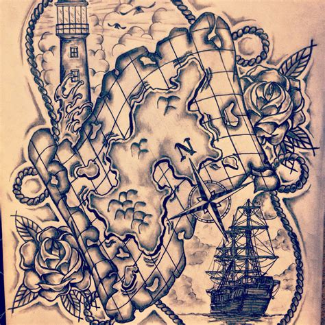 old world tattoo world map back mangdienthoai