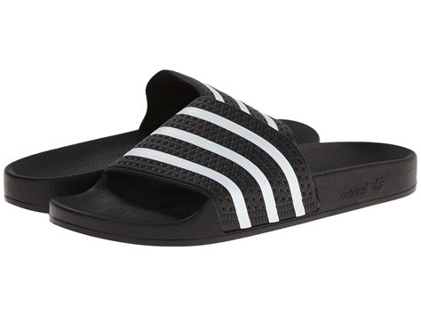 addidas slippers for adidas adilette at zappos