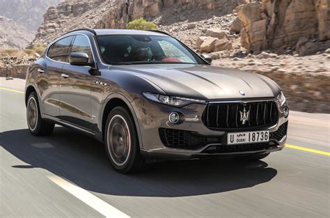 Maserati Gransport Review by Review Maserati Levante S Gransport