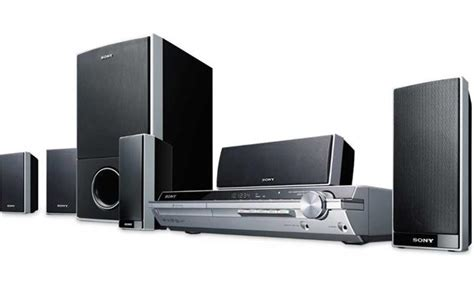 sony dav hdx265 5 disc bravia 174 dvd home theater system