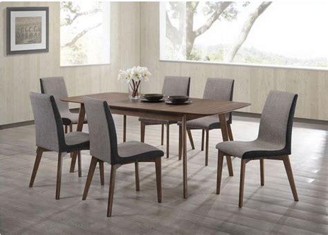 las vegas mid century modern design dining table set