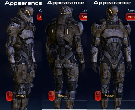Color Combinations Online what s your favorite armor set mass effect 3 giant bomb