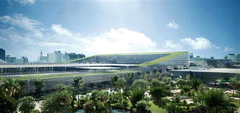 Home Design Miami Convention Center by Gallery Of Big Unveils Design For Miami Beach Convention