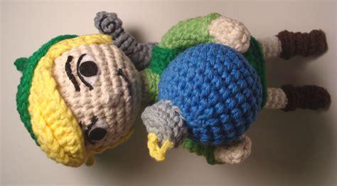 crochet pattern link zelda nerdigurumi free amigurumi crochet patterns with love