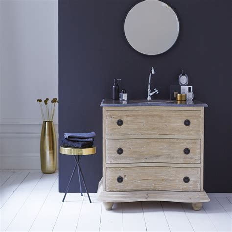 Meuble Pour Wc 3523 by Meuble Simple Vasque En Pin Meublesen Pin Hermione